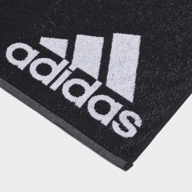 Swimming Black adidas Swim Towel Small