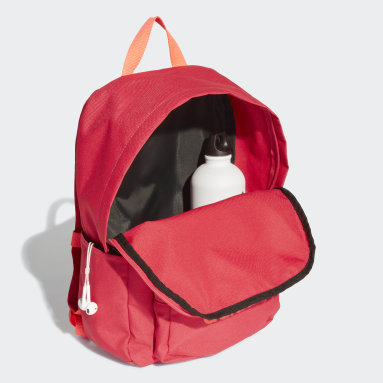 Kids 4-8 Years Running Pink Classic Backpack