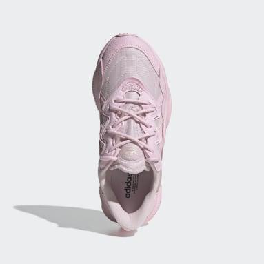 OZWEEGO Shoes Różowy