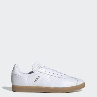 adidas gazelle donna bianche pelle