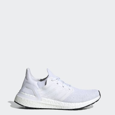 Women Running White Ultraboost 20 Shoes