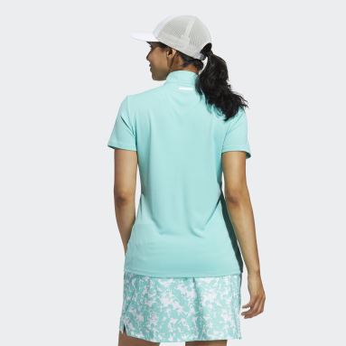 Polo Primegreen HEAT.RDY Verde Mujer Golf