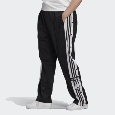 Women Originals Black Adicolor Classics Adibreak Track Pants (Plus Size)