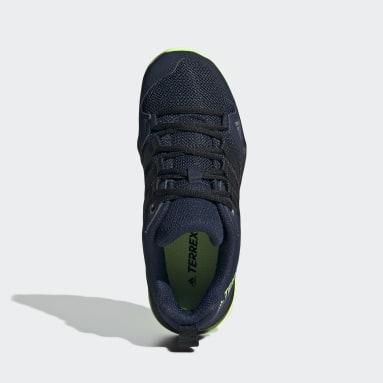 Çocuklar Outdoor Mavi Terrex AX2R Yürüyüş Ayakkabısı