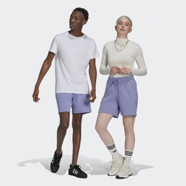 Originals Purple Adicolor Premium Shorts (Gender Neutral)