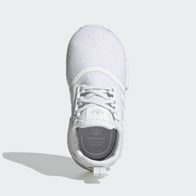 Infant & Toddler Originals White NMD_R1 Refined Shoes