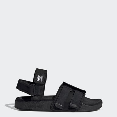 Originals Black New Adilette Sandals