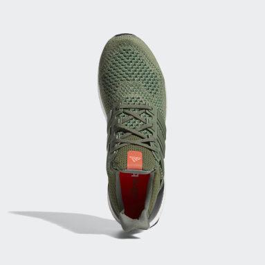 Chaussure Ultraboost Ltd vert Course