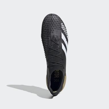 Football Black Predator Mutator 20.1 Firm Ground Boots