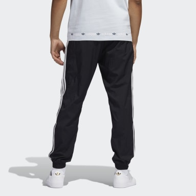 Men Originals Black Reverse Track Pants