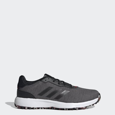 Golf Grey S2G Spikeless Golf Shoes