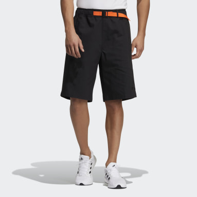 Men Sportswear Black OS Shorts