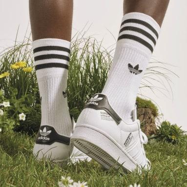 Sapatilhas Superstar Branco Originals