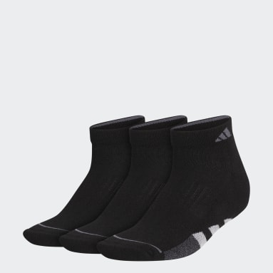 Women's Hiking Black Cushioned Low-Cut Socks 3 Pairs
