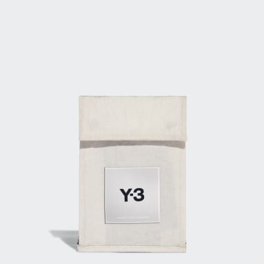 Y-3 Beige Y-3 CH3 Pocket Bag