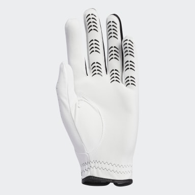 Men Golf White ZG Glove