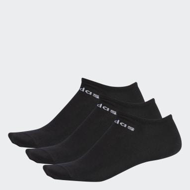 Gym & Training Black No-Show Socks 3 Pairs