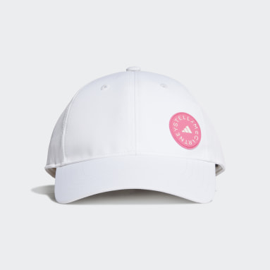 Women adidas by Stella McCartney White adidas by Stella McCartney Running Cap