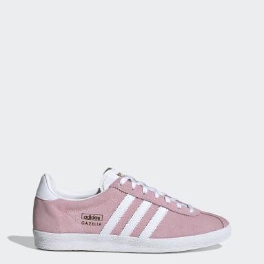 Women Originals Pink Gazelle OG Shoes