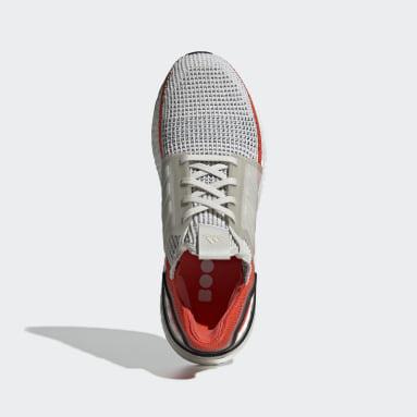 Tenis Ultraboost 19 Blanco Hombre Running
