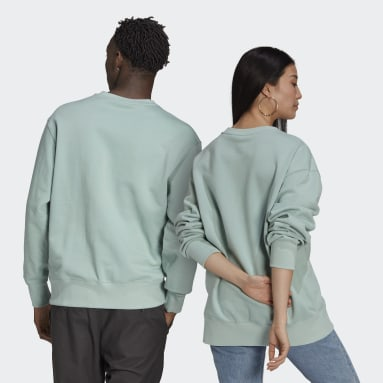 Originals Groen Adicolor Premium Sweatshirt