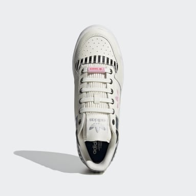 Zapatillas Forum Bold Blanco Mujer Originals