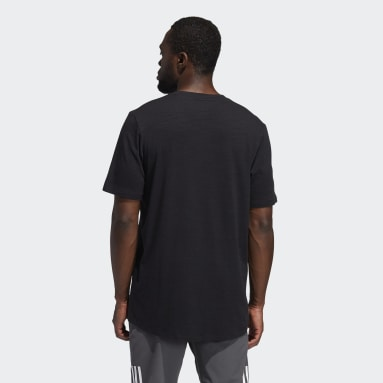 Herr Gym & Träning Svart City Elevated Tee