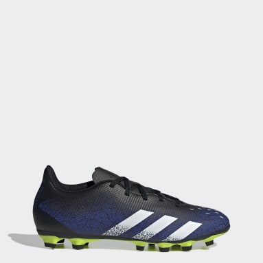 Men Football Blue Predator Freak.4 Flexible Ground Boots