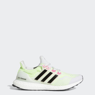 Chaussure Ultraboost 5 DNA gris Course