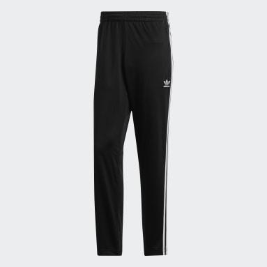 Men's Originals Black Firebird Track Pants