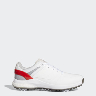 Golf White EQT Wide Golf Shoes