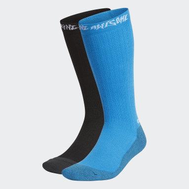 Meias FA 2 PACK (UNISSEX) Azul Originals