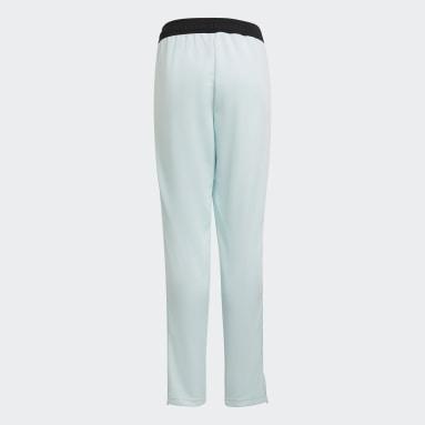 Pantalon de survêtement Tiro vert Adolescents Soccer