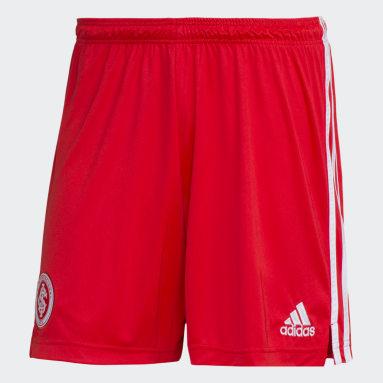 Shorts 2 Sport Club Internacional 20/21 Vermelho Homem Futebol
