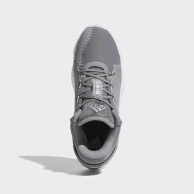 Tenis D.O.N. Issue #2 (UNISEX) Gris Basketball