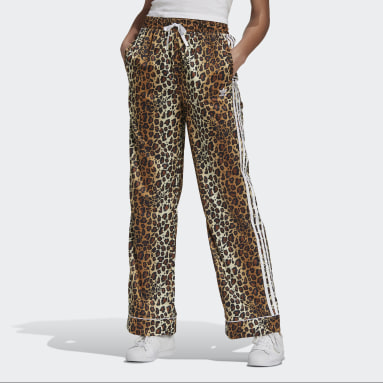Women Originals Multicolor Satin Pants