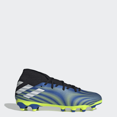 Chaussure Nemeziz.3 Multi-surfaces Bleu Football