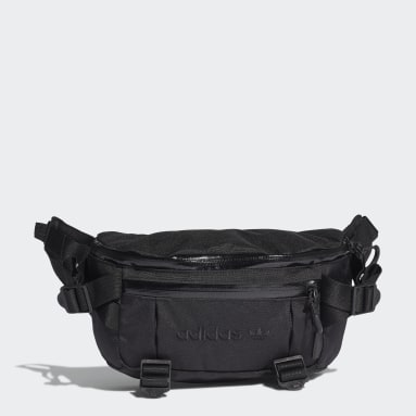 Originals Black Adventure Waist Bag