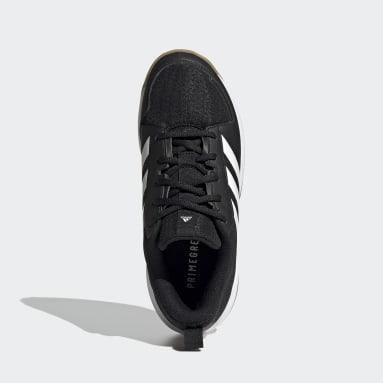 Women's Training Black Ligra 7 Indoor Shoes