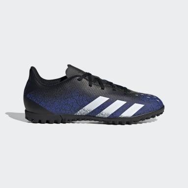 Men Soccer Blue Predator Freak.4 Turf Shoes