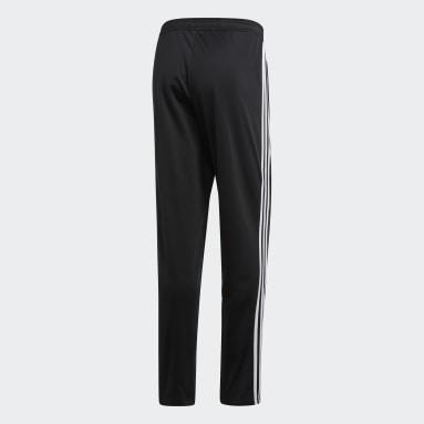 Men Gym & Training Black Tiro 19 Polyester Tracksuit Bottoms