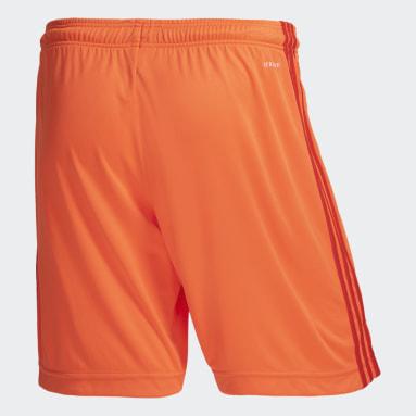 Shorts 3 Internacional 20/21 Laranja Homem Futebol