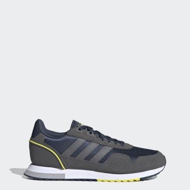Zapatillas 8K 2020 Gris Hombre Diseño Deportivo