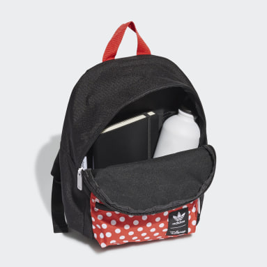 Infants Originals Red Minnie Backpack