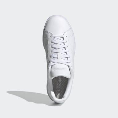 Tenis Grand Court LTS Blanco Mujer Diseño Deportivo