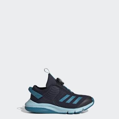 Sapatos Boa ActiveFlex Azul Criança Ginásio E Treino