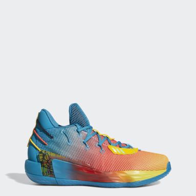 Basketball Turquoise Dame 7 Avatar Shoes