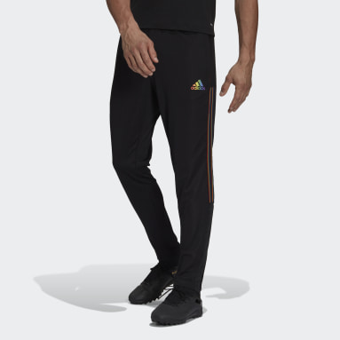 Football Black Tiro Pride Track Pants