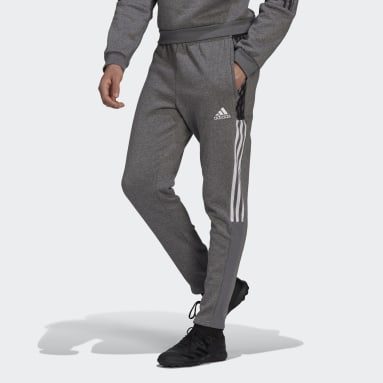 Men's Lifestyle Grey Tiro 21 Sweat Pants