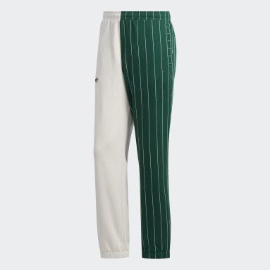 Mænd Originals Grøn FA Blocked bukser